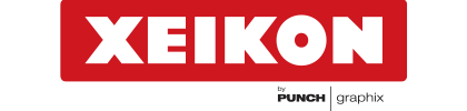 Xeikon logo in color