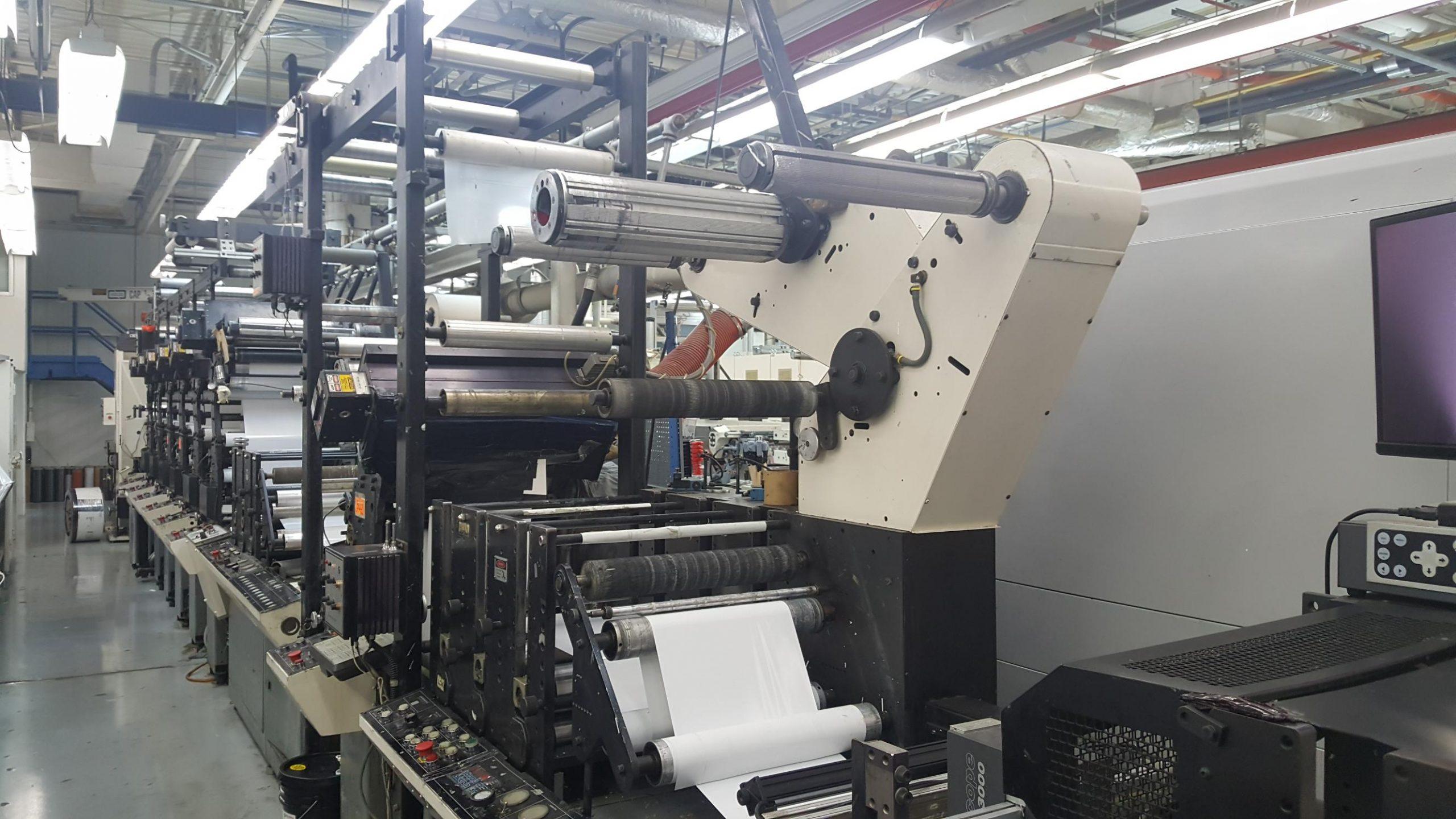 Comco ProGlide - Used Flexo Printing Presses and Used Flexographic Equipment-0
