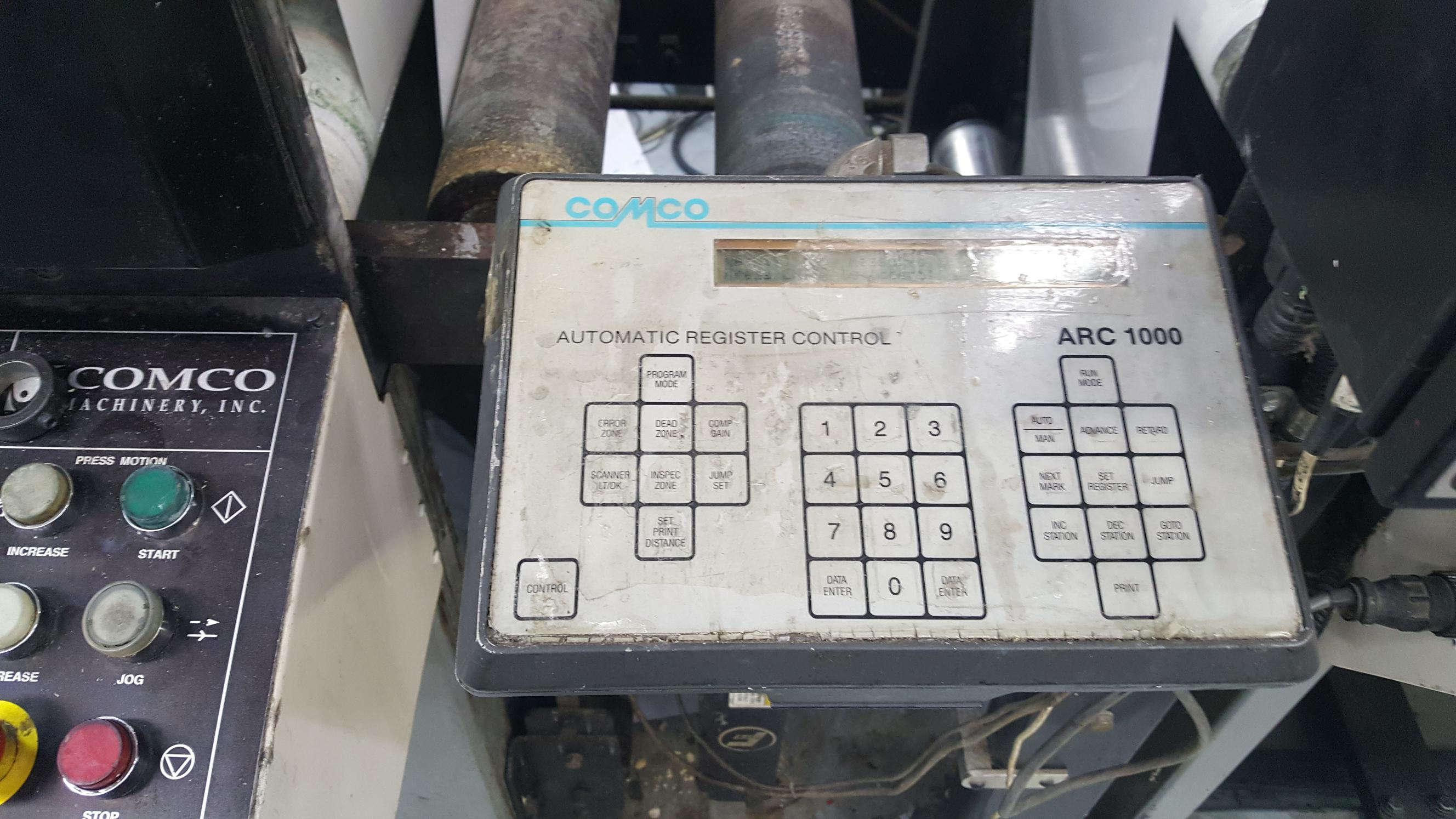 Comco ProGlide - Used Flexo Printing Presses and Used Flexographic Equipment-1