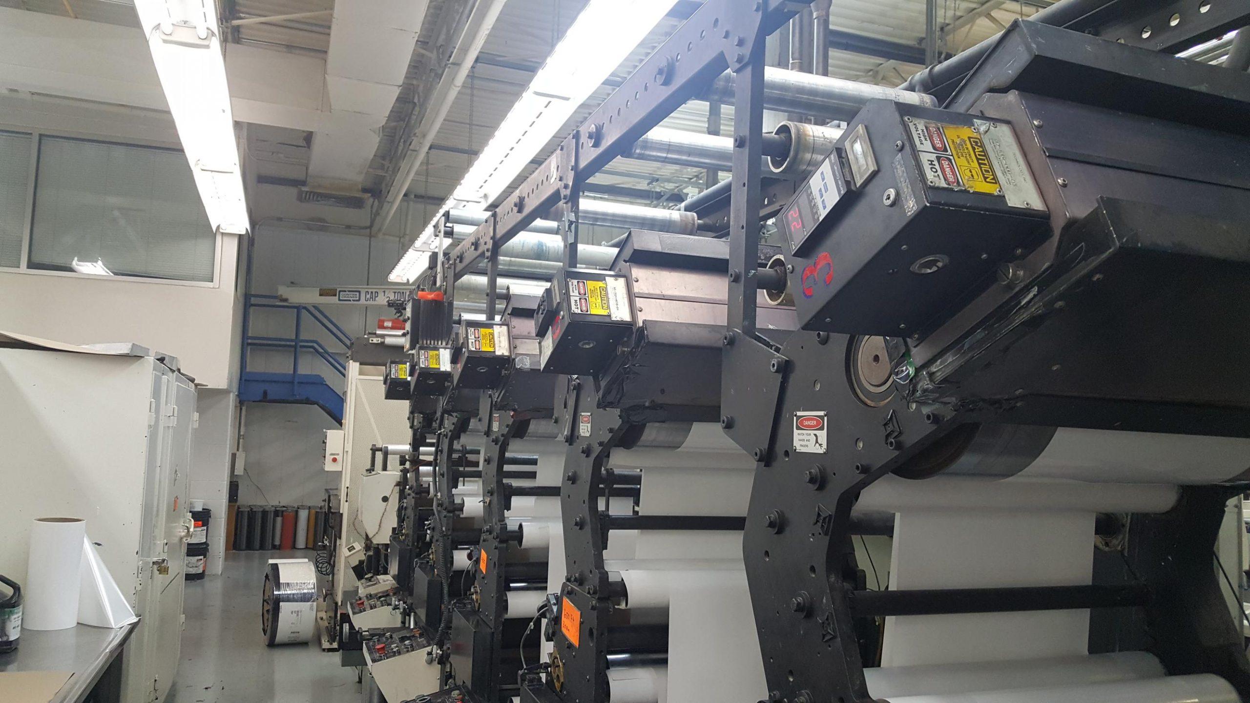 Comco ProGlide - Used Flexo Printing Presses and Used Flexographic Equipment-3