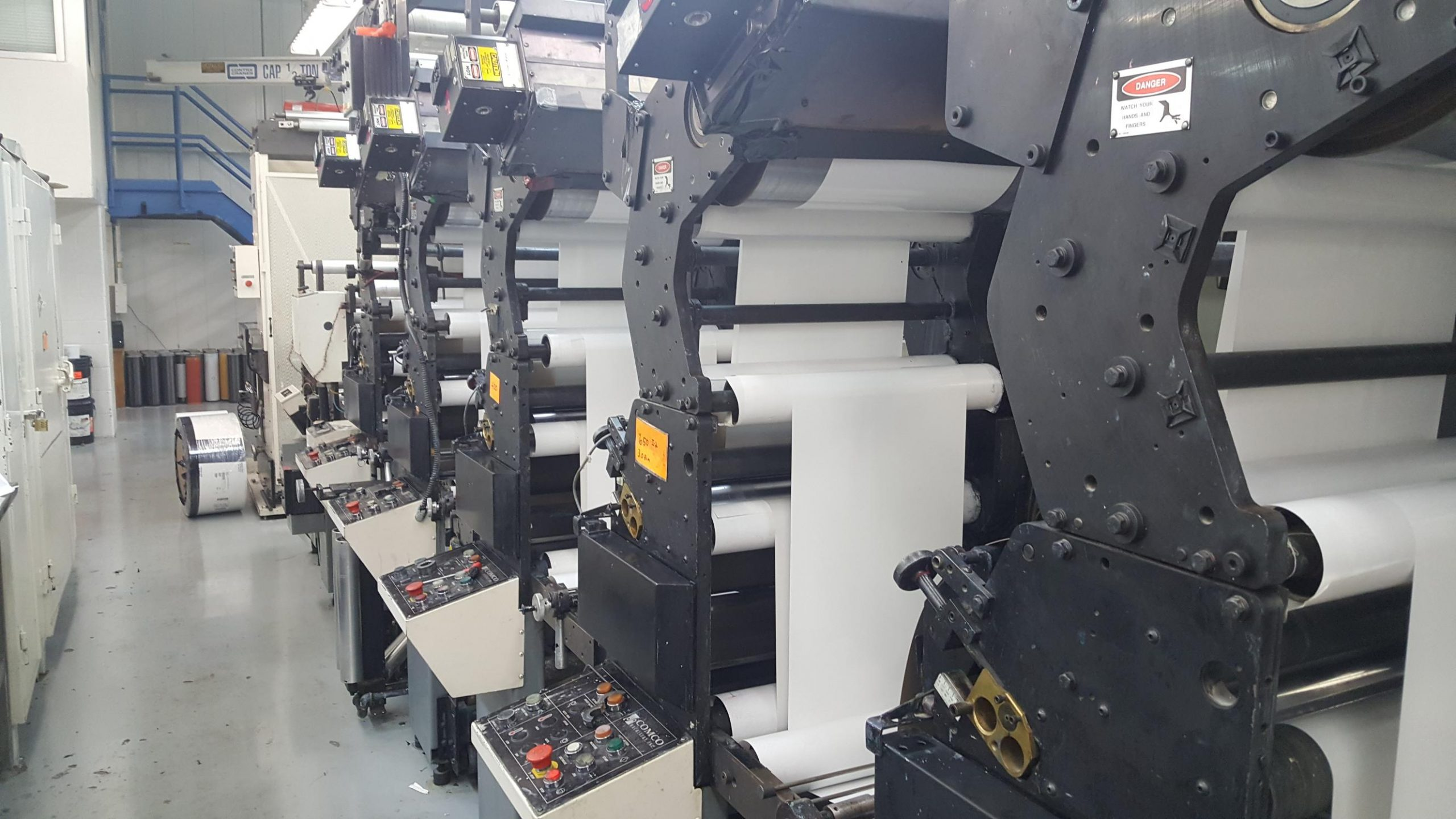 Comco ProGlide - Used Flexo Printing Presses and Used Flexographic Equipment-5