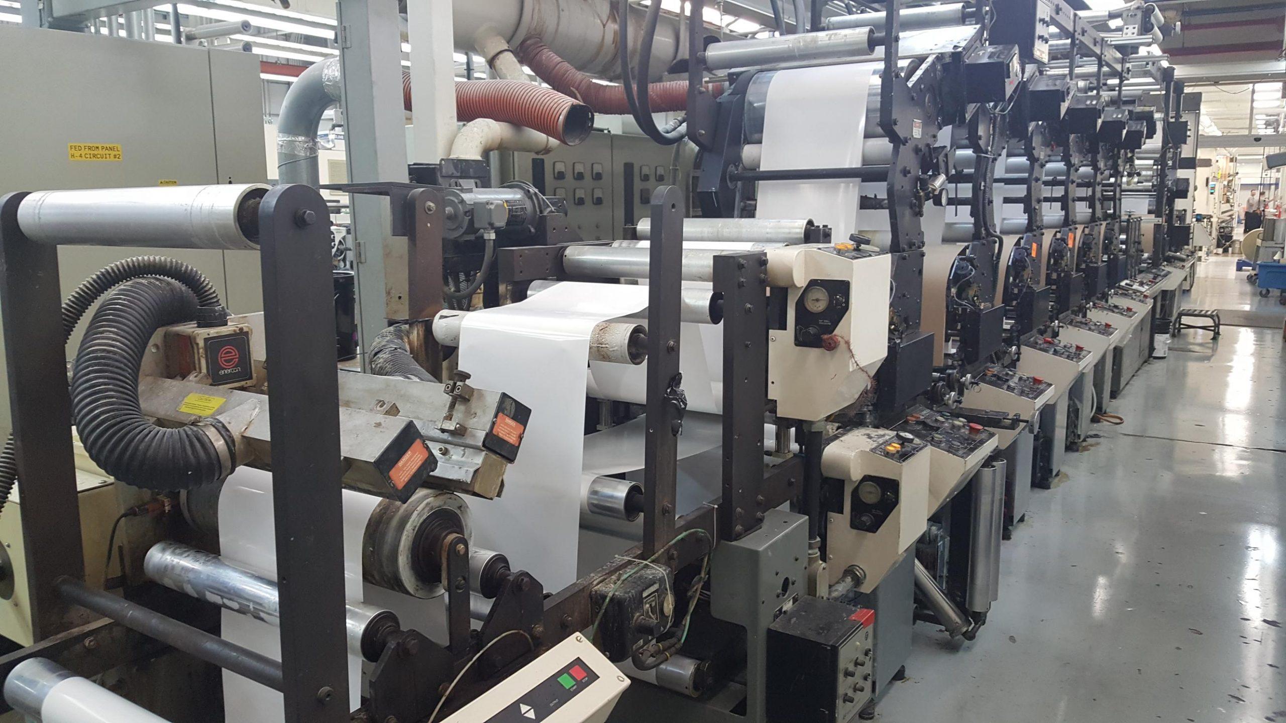 Comco ProGlide - Used Flexo Printing Presses and Used Flexographic Equipment-6