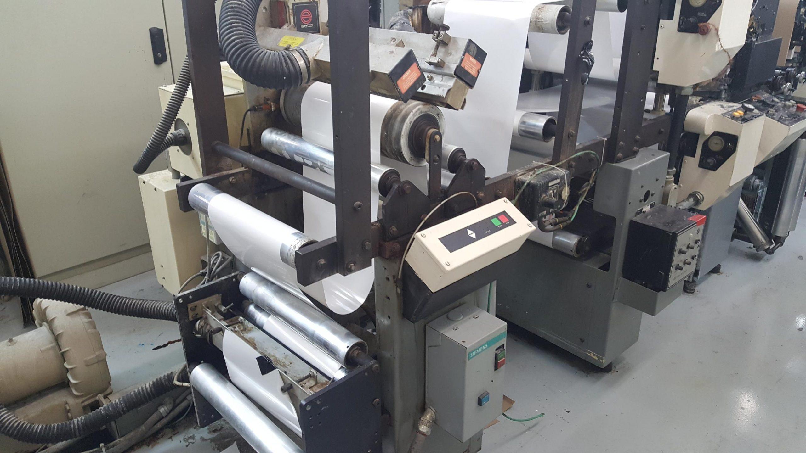 Comco ProGlide - Used Flexo Printing Presses and Used Flexographic Equipment-7