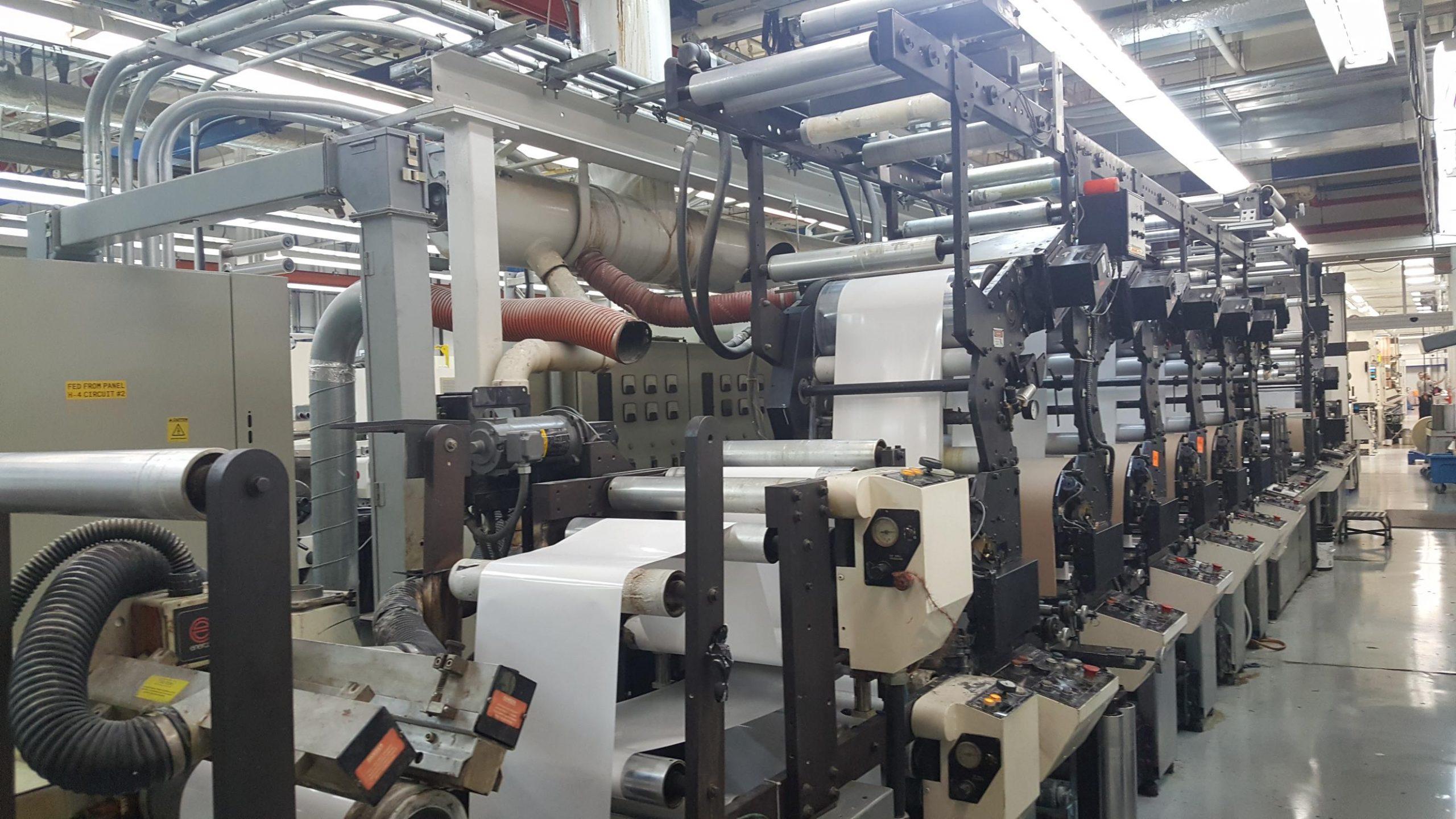 Comco ProGlide - Used Flexo Printing Presses and Used Flexographic Equipment-8