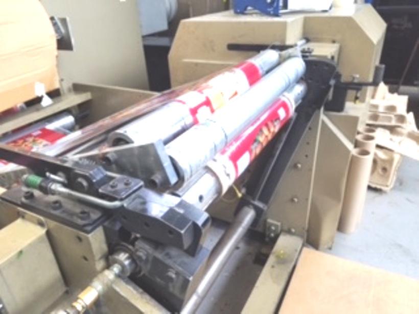 Aquaflex DBX1005 - Used Flexo Printing Presses and Used Flexographic Equipment-2