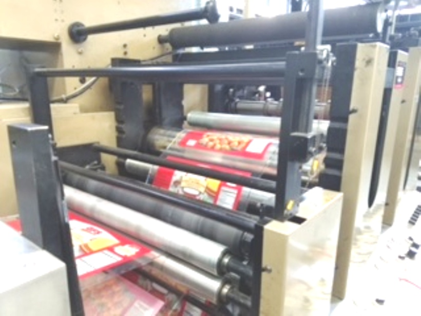Aquaflex DBX1005 - Used Flexo Printing Presses and Used Flexographic Equipment-4