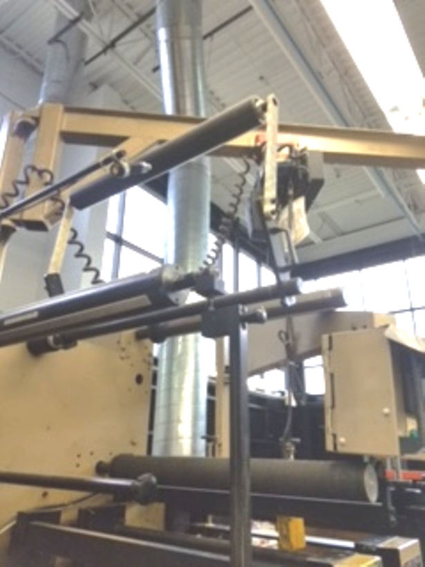 Aquaflex DBX1005 - Used Flexo Printing Presses and Used Flexographic Equipment-5