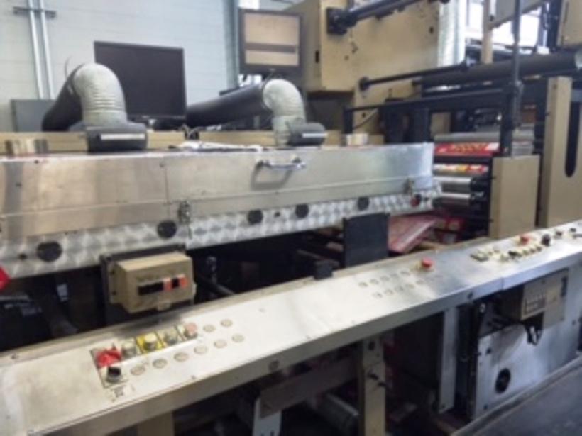 Aquaflex DBX1005 - Used Flexo Printing Presses and Used Flexographic Equipment-7