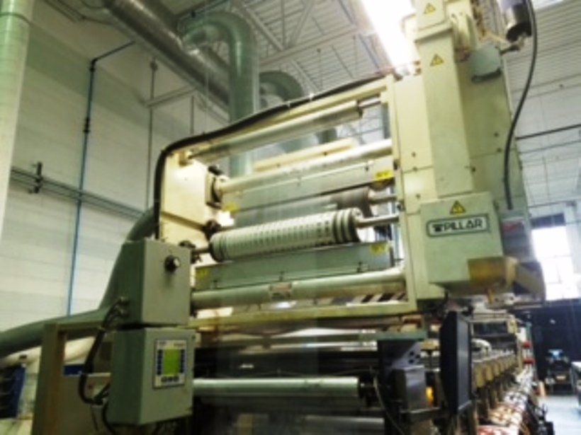 Aquaflex DBX1005 - Used Flexo Printing Presses and Used Flexographic Equipment-11