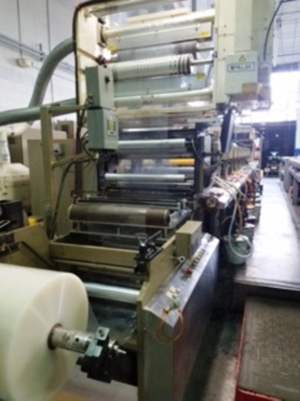 Aquaflex DBX1005 - Used Flexo Printing Presses and Used Flexographic Equipment-12