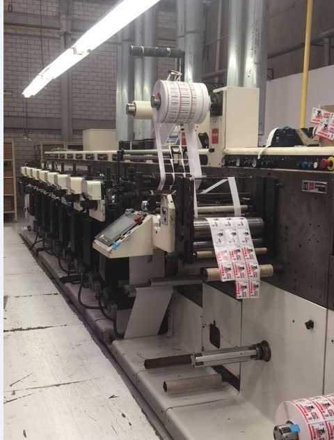 Nilpeter FA-3300 - Used Flexo Printing Presses and Used Flexographic Equipment-4