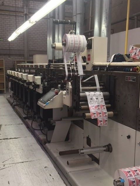 Nilpeter FA-3300 - Used Flexo Printing Presses and Used Flexographic Equipment-5