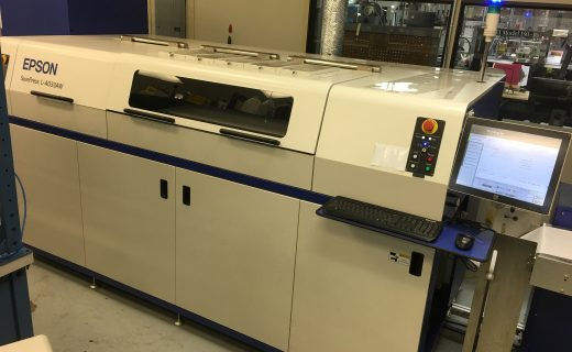 Epson Surepress L-4033AW - Used Flexo Printing Presses and Used Flexographic Equipment