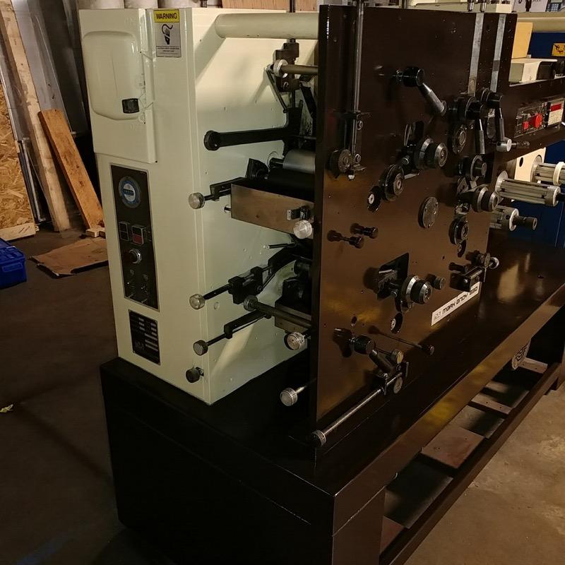 Mark Andy 830 - Used Flexo Printing Presses and Used Flexographic Equipment-0