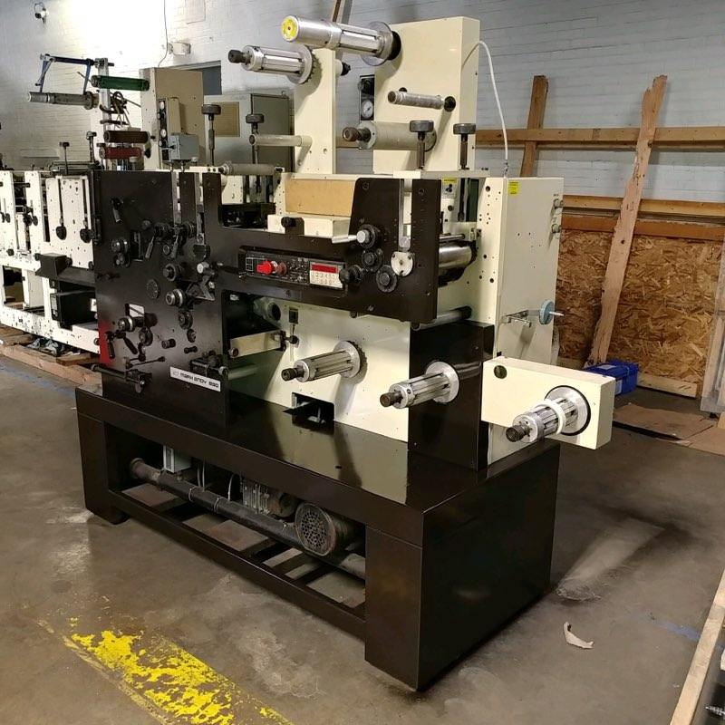 Mark Andy 830 - Used Flexo Printing Presses and Used Flexographic Equipment-3