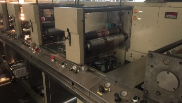 Aquaflex - Used Flexo Printing Presses and Used Flexographic Equipment