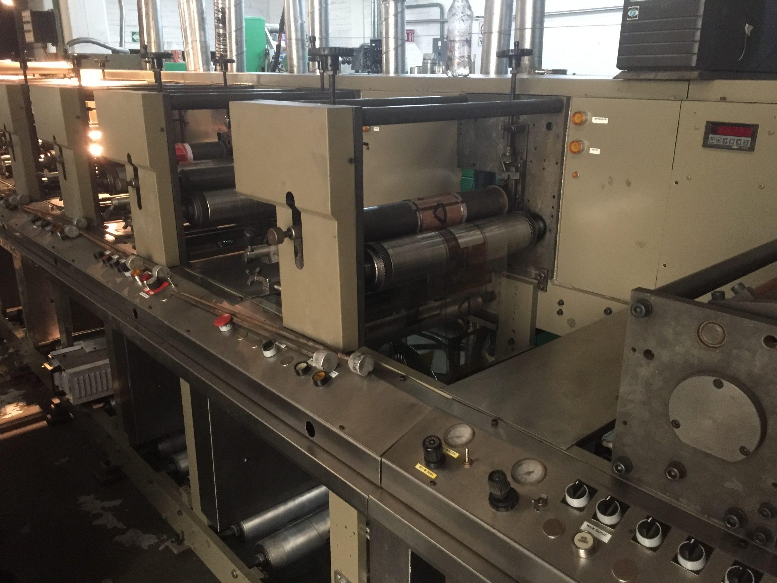 Aquaflex - Used Flexo Printing Presses and Used Flexographic Equipment-0