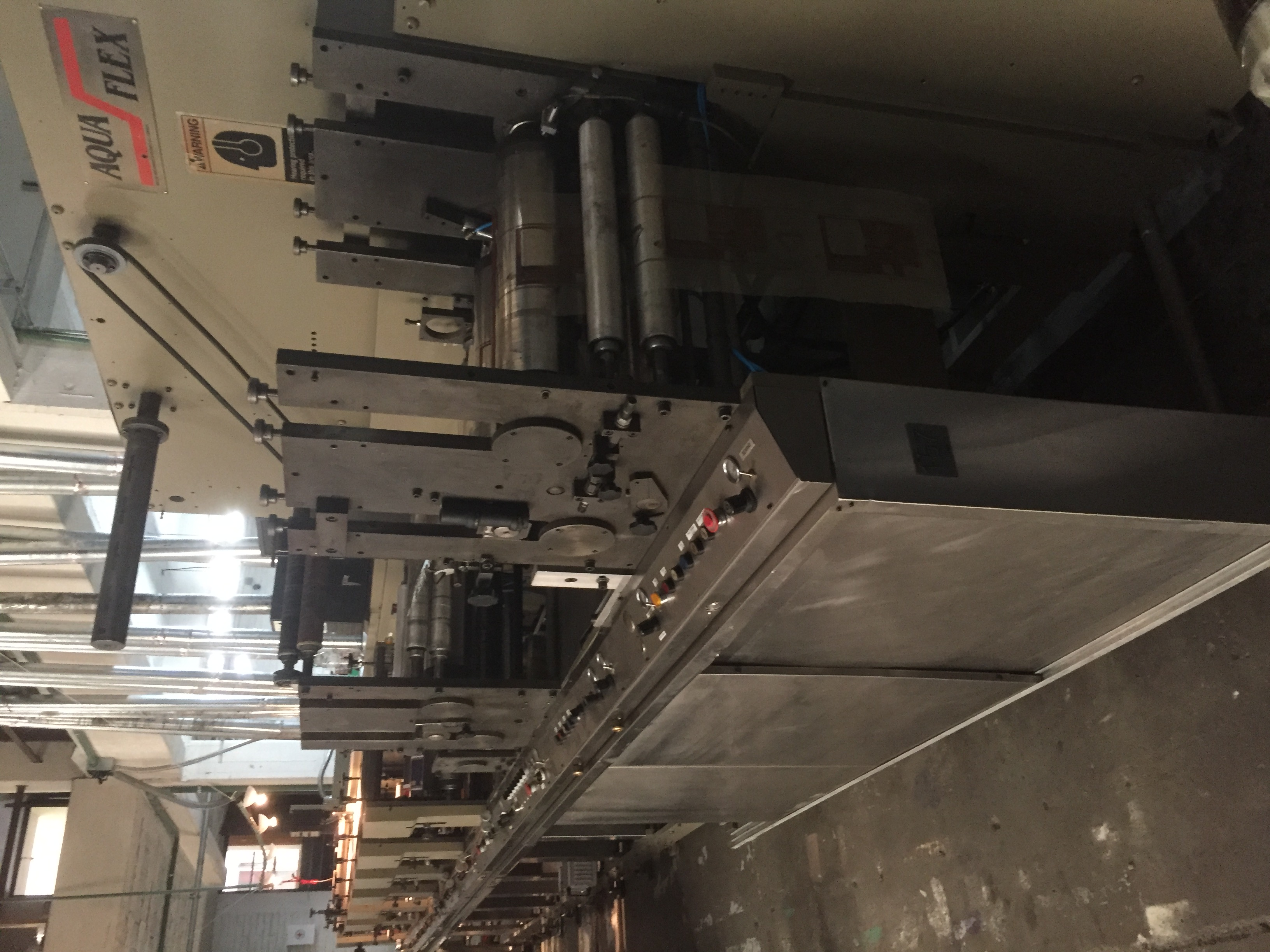 Aquaflex - Used Flexo Printing Presses and Used Flexographic Equipment-1