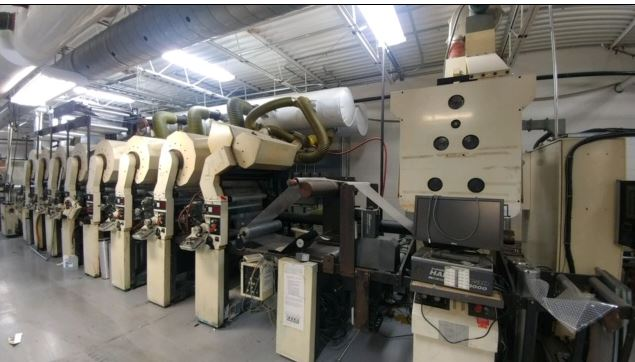 Comco Proglide - Used Flexo Printing Presses and Used Flexographic Equipment-3