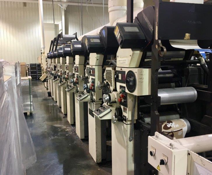 Comco ProGlide - Used Flexo Printing Presses and Used Flexographic Equipment-1