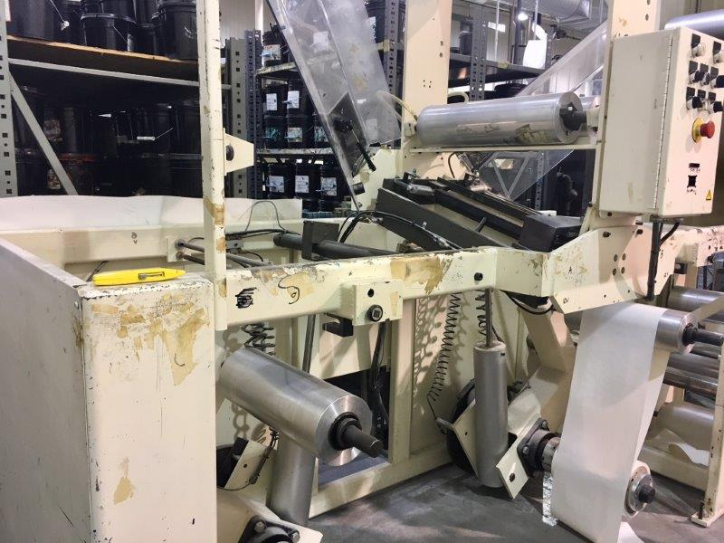 Comco ProGlide - Used Flexo Printing Presses and Used Flexographic Equipment-2