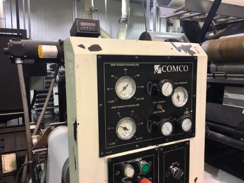 Comco ProGlide - Used Flexo Printing Presses and Used Flexographic Equipment-6