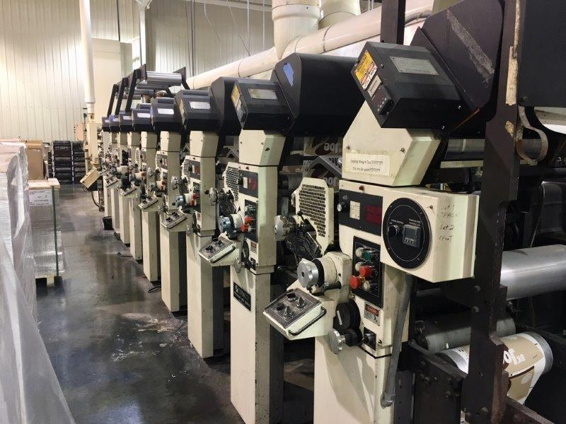 Comco ProGlide - Used Flexo Printing Presses and Used Flexographic Equipment-9