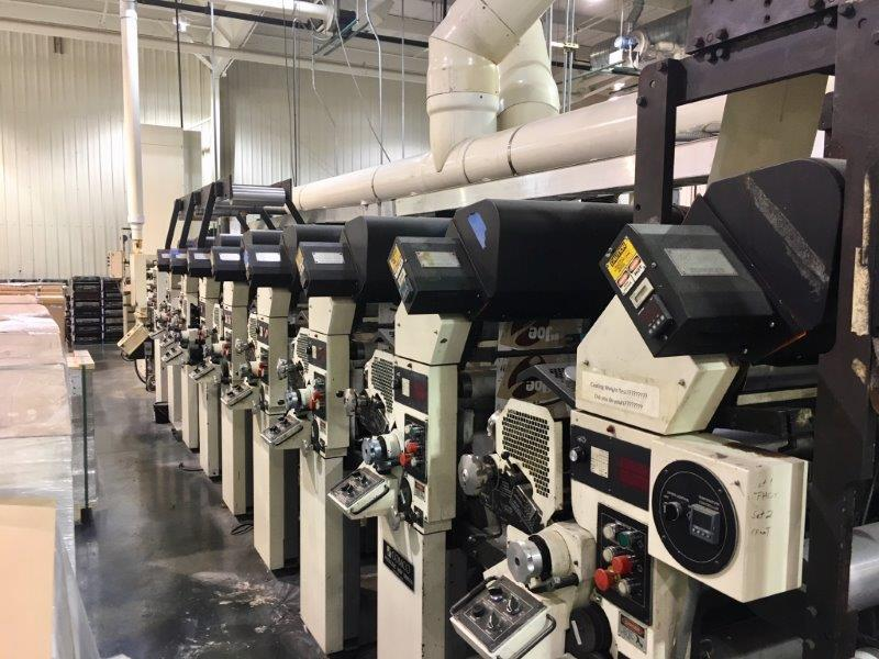 Comco ProGlide - Used Flexo Printing Presses and Used Flexographic Equipment-10