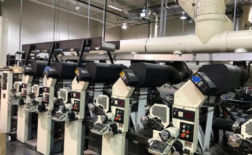 Comco ProGlide - Used Flexo Printing Presses and Used Flexographic Equipment