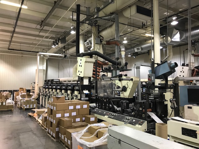 Comco ProGlide - Used Flexo Printing Presses and Used Flexographic Equipment-24