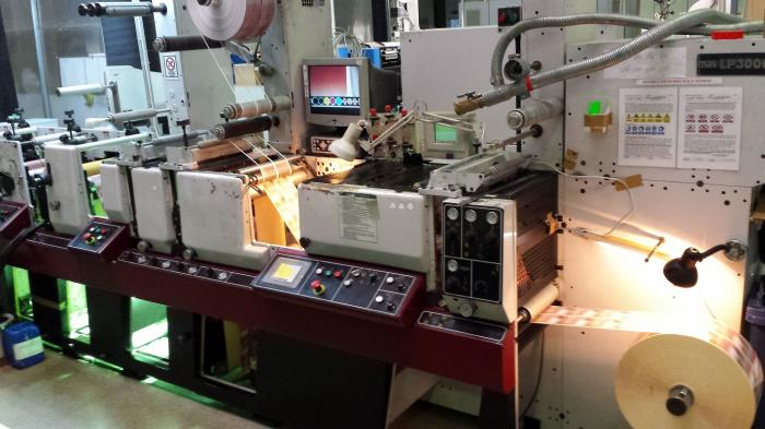 Mark Andy LP3000 - Used Flexo Printing Presses and Used Flexographic Equipment-1