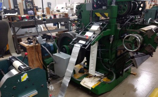 Superior 3-4 CS - Used Flexo Printing Presses and Used Flexographic Equipment