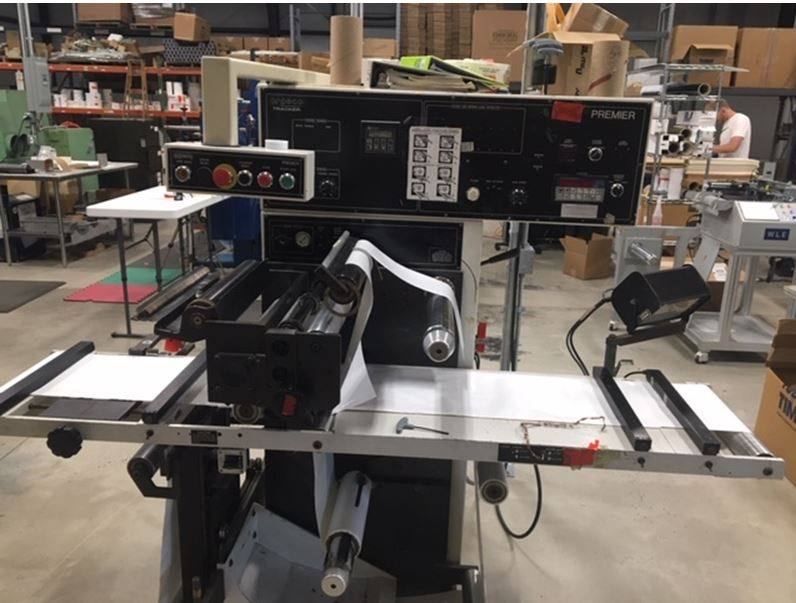 Arpeco Premier - Used Flexo Printing Presses and Used Flexographic Equipment-1