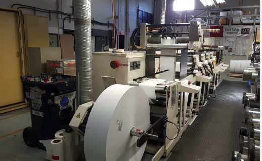 Nilpeter FBZ-4200 - Used Flexo Printing Presses and Used Flexographic Equipment