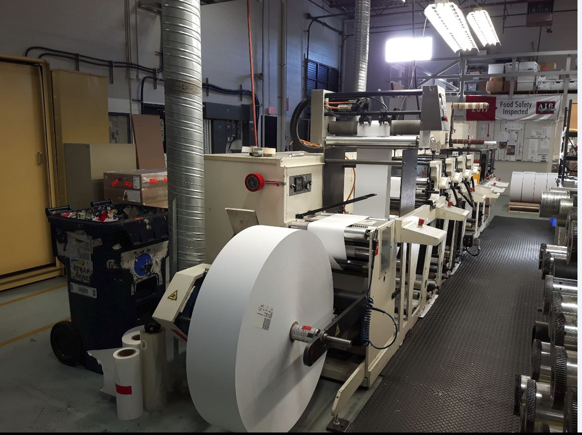 Nilpeter FBZ-4200 - Used Flexo Printing Presses and Used Flexographic Equipment-0