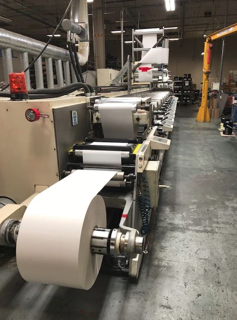 Nilpeter FA4 - Used Flexo Printing Presses and Used Flexographic Equipment-0
