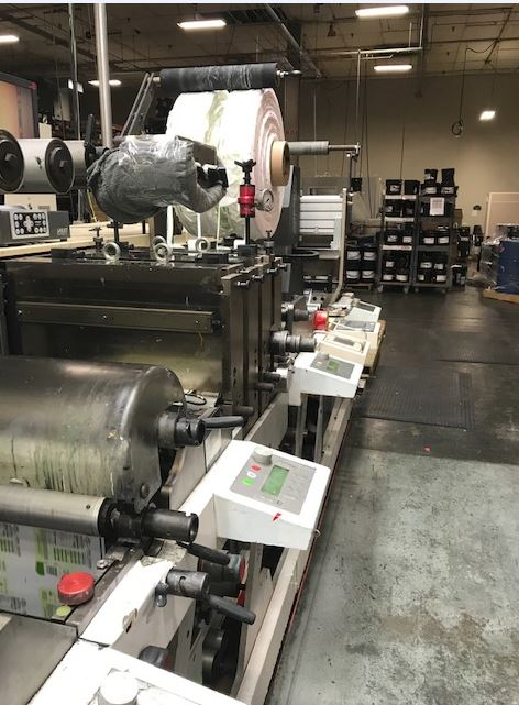 Nilpeter FA4 - Used Flexo Printing Presses and Used Flexographic Equipment-4