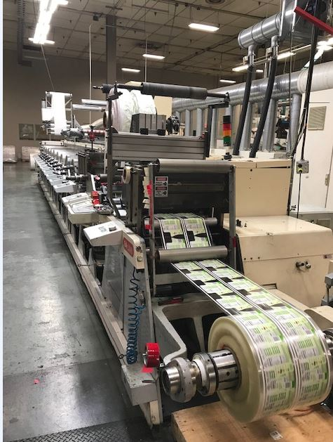 Nilpeter FA4 - Used Flexo Printing Presses and Used Flexographic Equipment-5