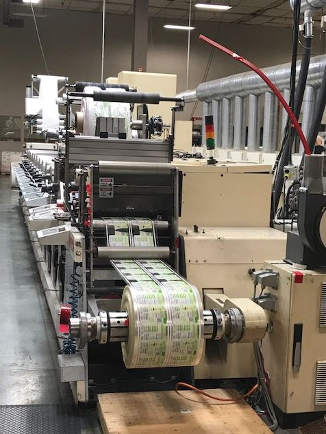 Nilpeter FA4 - Used Flexo Printing Presses and Used Flexographic Equipment-6