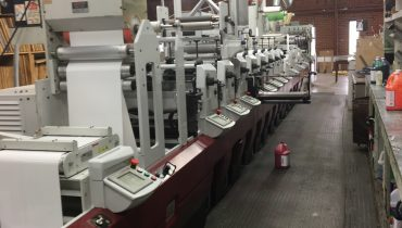 Mark Andy XP5000 - Used Flexo Printing Presses and Used Flexographic Equipment