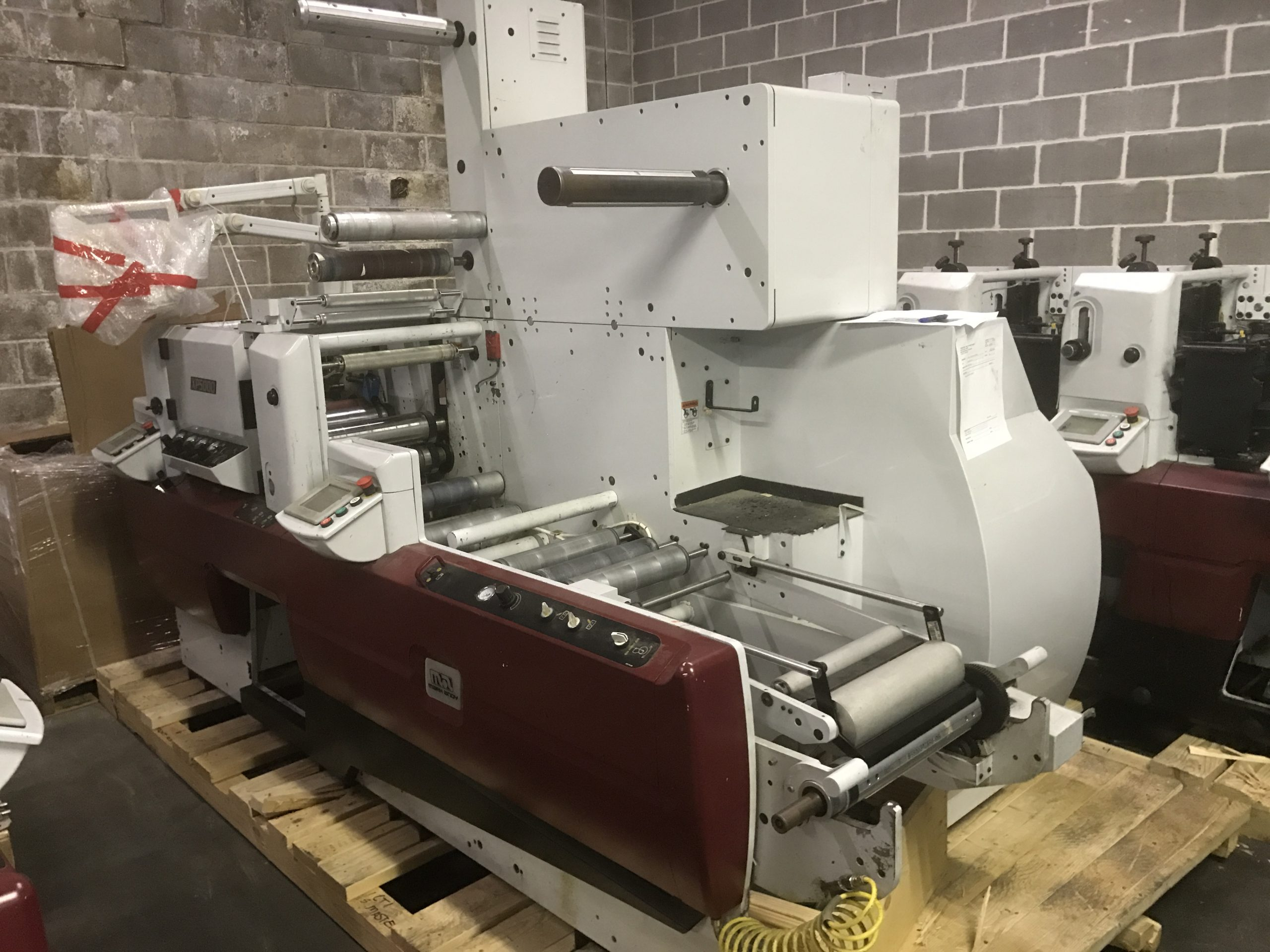 Mark Andy XP5000 - Used Flexo Printing Presses and Used Flexographic Equipment-5