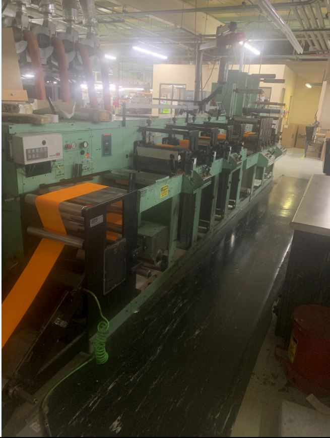 Rotopress 3513 - Used Flexo Printing Presses and Used Flexographic Equipment-1