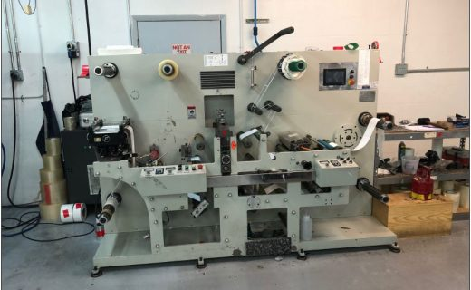 Ruian Cambridge Rotary Die Cutter - Used Flexo Printing Presses and Used Flexographic Equipment