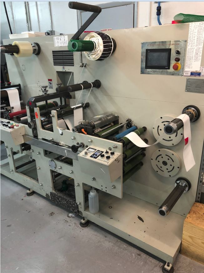 Ruian Cambridge Rotary Die Cutter - Used Flexo Printing Presses and Used Flexographic Equipment-2