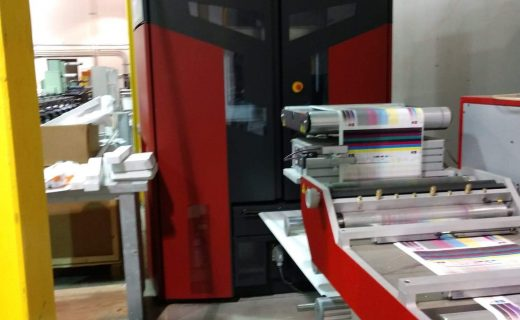 Xeikon 3030 - Used Flexo Printing Presses and Used Flexographic Equipment