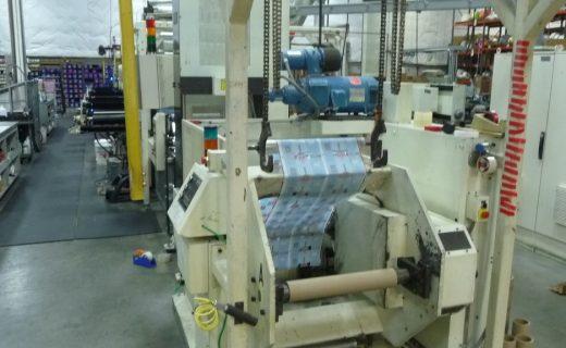 Comco Proglide MSP - Used Flexo Printing Presses and Used Flexographic Equipment