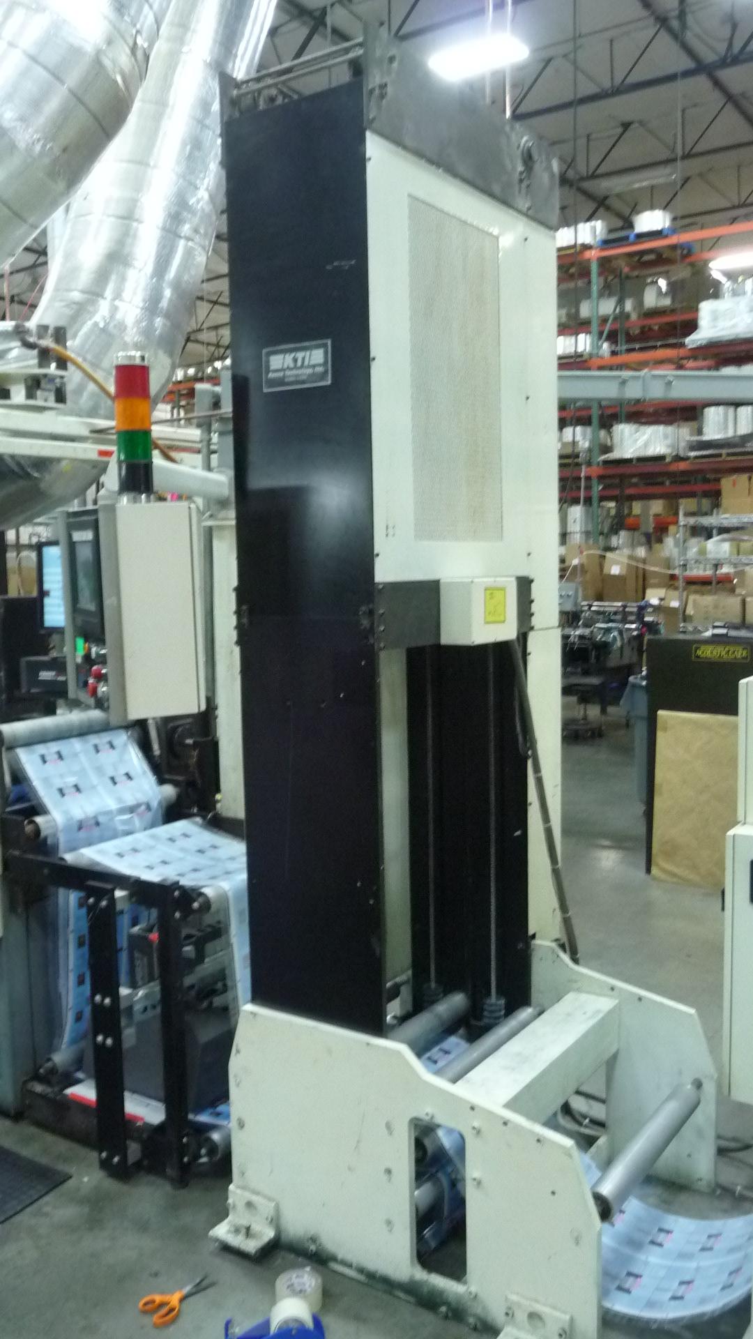 Comco Proglide MSP - Used Flexo Printing Presses and Used Flexographic Equipment-1
