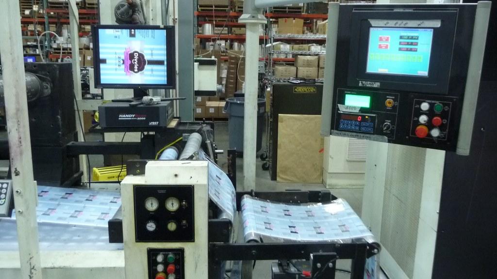 Comco Proglide MSP - Used Flexo Printing Presses and Used Flexographic Equipment-2
