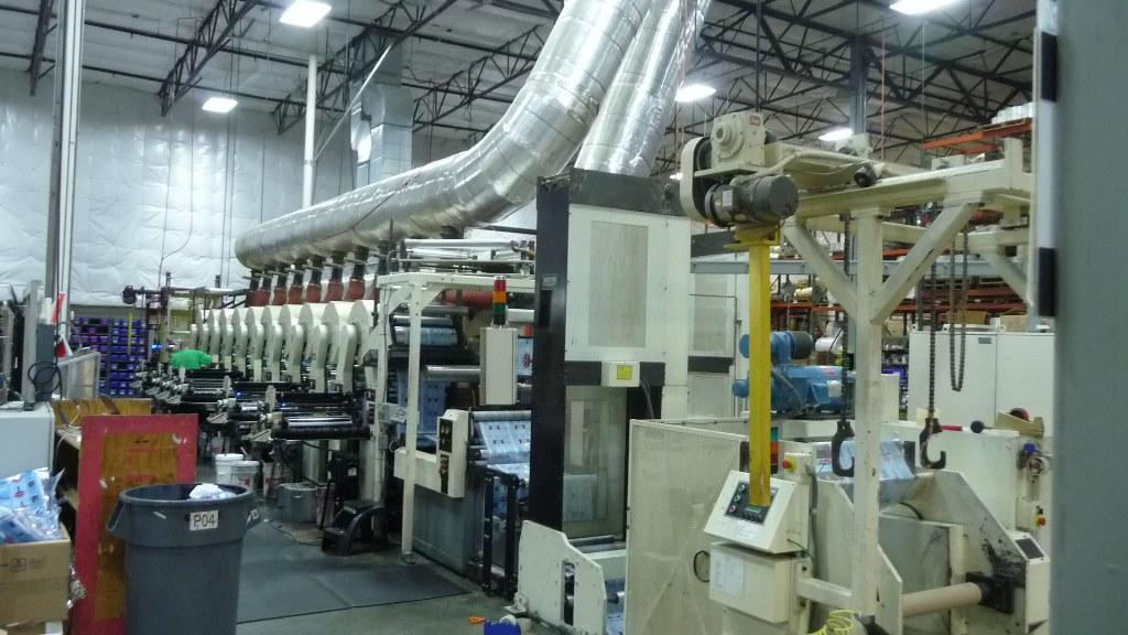 Comco Proglide MSP - Used Flexo Printing Presses and Used Flexographic Equipment-12