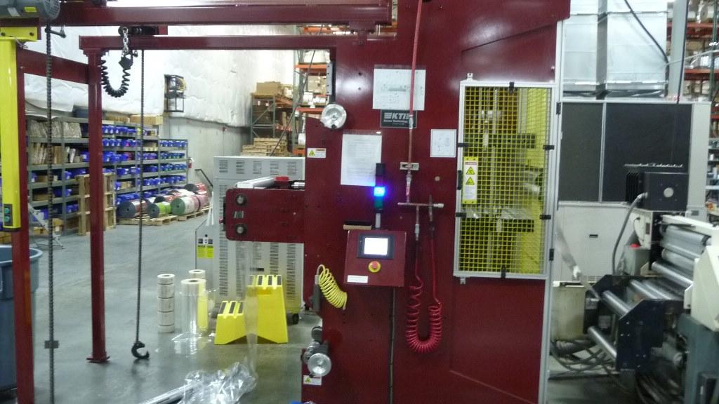 Comco Proglide MSP - Used Flexo Printing Presses and Used Flexographic Equipment-14